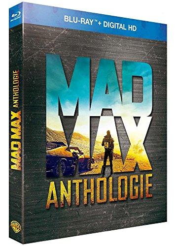 (Amazon.fr) Mad Max Anthologie (Blu-ray) für 13,88€