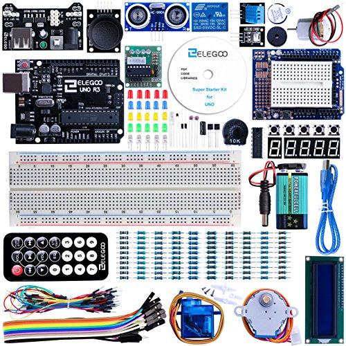 Elegoo UNO Projekt Super Starter Kit mit Tutorial