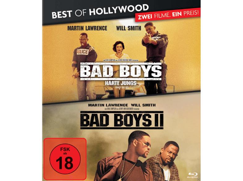 [BluRay] BadBoys 1 und 2 (Saturn Markabholung oder 1,99€ Versand)