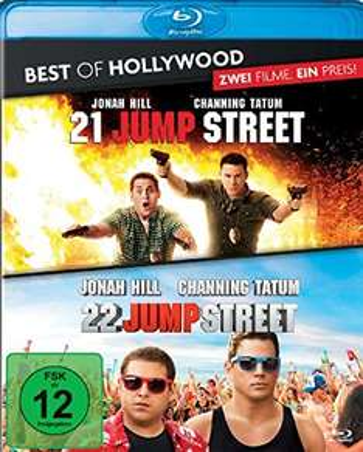 [BluRay] 21/22 Jump Street (@Amazon Prime)