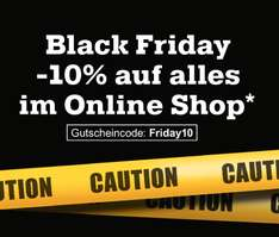 10% Rabatt auf alles bei Mömax @Black Friday