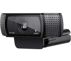 Logitech C920 HD Webcam | Blitzdeal Amazon.de = 54,90€