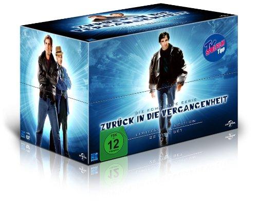 Zurück in die Vergangenheit - Die komplette Serie (22 DVDs) [Limited Edition] bei Amazon.de