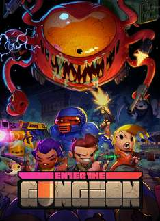 Enter the Gungeon @ Mac-/Wingamestore (DRM frei + Steam Key)