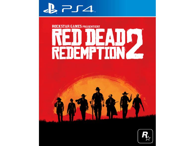 [saturn online] Red Dead Redemption 2  Vorbestellung