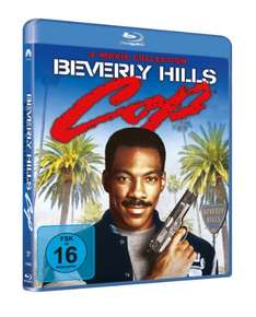 [Amazon Prime] Beverly Hills Cop 1-3 - Box [Blu-ray]