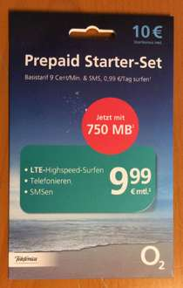 [Media Markt Duisburg] O2 Loop Prepaid Starter-Set  10€ Startbonus, PSN klappt