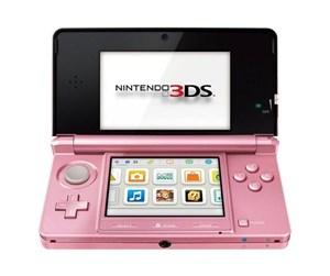 Nintendo 3 DS - Koralpink