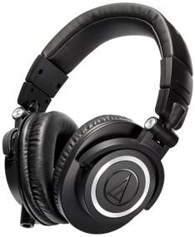Audio-Technica ATH-M50X Kopfhörer für 111€