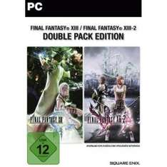 Final Fantasy XIII Compilation PC Steam Download (Black Friday Deal)
