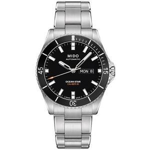 MIDO Ocean Star Captain V Armbanduhr (verschiedene Ausführungen)