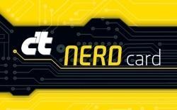 c't NERDcard-Aktion 2016 (z.B. Barebone Shuttle SZ170R8 für 224,- € PVG 317,08 €) @bf2016