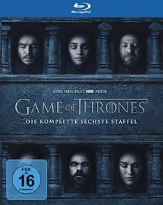 Game of Thrones - Staffel 6 Blu-ray und DVD