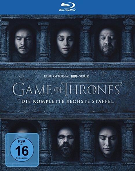 Game of Thrones - Staffel 6 Blu-ray und DVD