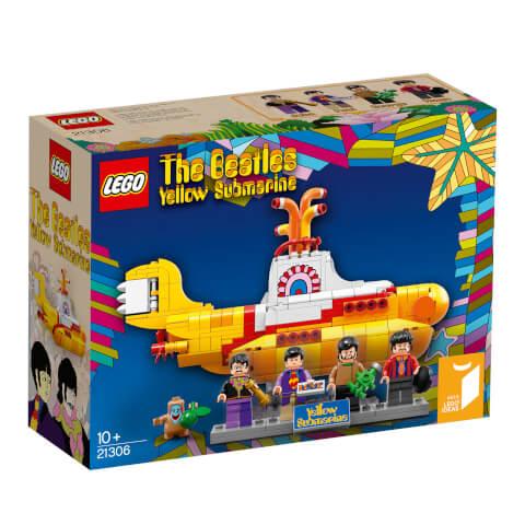 Lego Ideas 21306 Yellow Submarine bei Zavvi für 49,55€