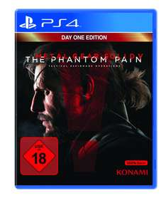 (Amazon) Metal Gear Solid V: The Phantom Pain (PS4) für 15,99€