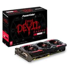 [Caseking] PowerCooler Radeon RX-480 Red Devil + CIV6