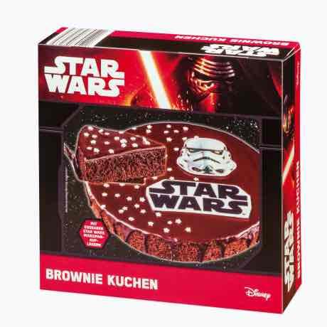 [Aldi-Nord] Star Wars Brownie Kuchen