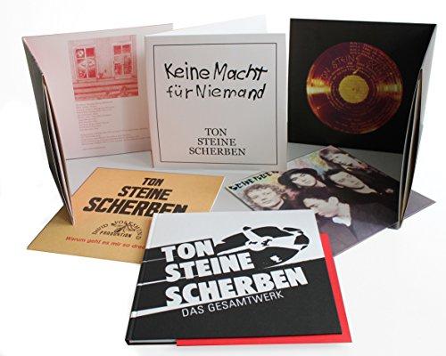 Ton Steine Scherben - Gesamtwerk-die Studioalben Vinyl LP - Amazon