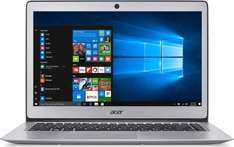 "Acer Swift 3 - Core i7-6500U, 512GB SSD, 8GB DDR4, 14"" Full-HD IPS matt, Win 10, ca. 10h Akku, Alu-Unibody - 775,20€ (Masterpass) bzw. 823,65€ @ Notebooksbilliger"