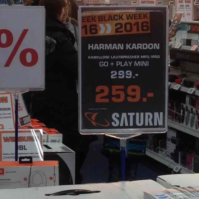 Harman Kardon Play Go 2016