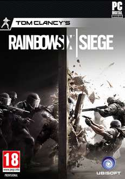 """Tom Clancy's Rainbow Six Siege Uplay Key  - zeitlich begrenzter """"Xmas Sale"""" bei Gamesplanet.com"""