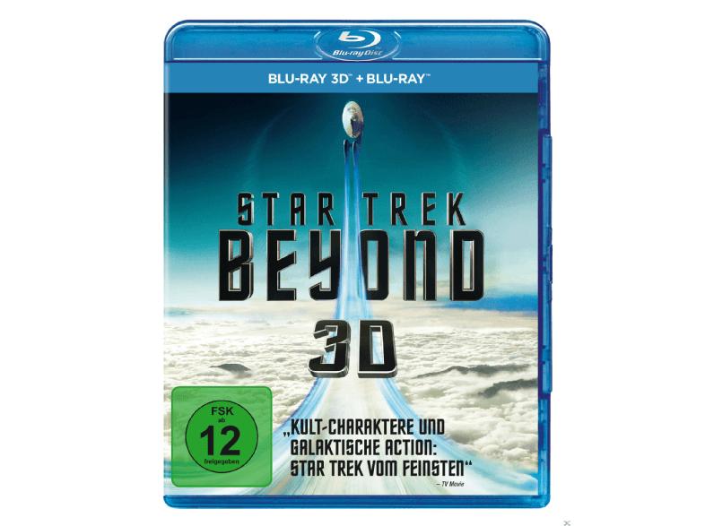 Saturn.de - Star Trek Beyond 3D+2D Bluray für 16,77€ (erst im Warenkorb sichtbar)