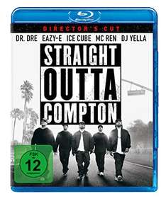 [amazon] Straight Outta Compton [Blu-ray] [Director's Cut] für 7,43€ + ggf. Versand