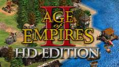 Age of Empires II HD + Addon The Forgotten Empire + Addon African Kingdoms