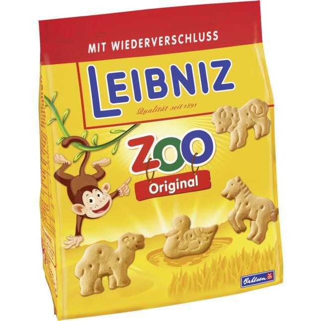 Leibniz Zoo Butterkekse für 0,89 € bei Rossmann