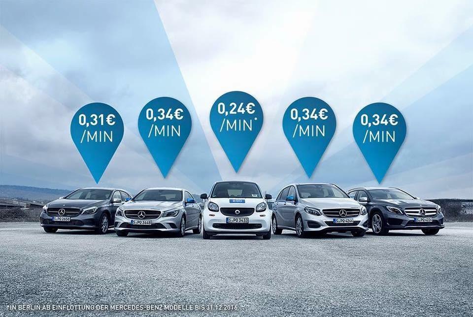 Deutschlandweit car2go Registrierung für 9 Euro + 15 Euro/50min. Guthaben (Netto 6 Euro geschenkt bzw. 20 Minuten) facebook-Werbung
