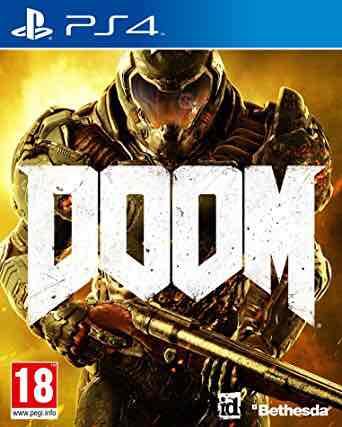 Doom + Season Pass Bundle (PS4 / Xbox One / PC)