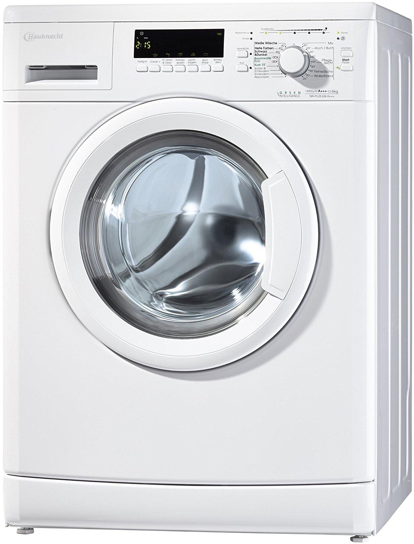 Bauknecht WA PLUS 634 Waschmaschine Frontlader / A+++ / 1400 UpM / 6 kg / Startzeitvorwahl / 15-Minuten-Programm / Farbprogramme / 4 Jahre Herstellergarantie für 279€ [Amazon Angebot des Tages]