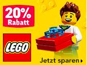 20% Rabatt auf alle LEGO Artikel ab 28.11, erst ab 70€ MBW bei [ToysRus]