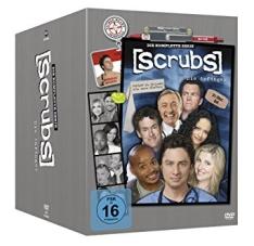 Scrubs: Die Anfänger - Die komplette Serie, Staffel 1-9 (31 DVDs) [Amazon Cyber Monday Tagesangebot]