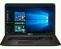 ASUS R753UX-T4024T Notebook 17.3 Zoll