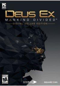 [cdkeys] Deus Ex Mankind Divided Digital Deluxe Edition - PC