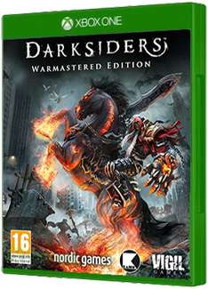 [Amazon] Darksiders Warmastered Edition für 10,99€ + 5€ Strafversand