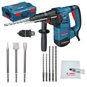 [eBay.de] Bosch Bohrhammer GBH 3-28 DFR L-BOXX + 8 tlg. SDS Plus Set