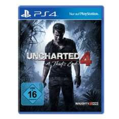 Amazon zieht mit! Uncharted 4: A Thief's End für 25€