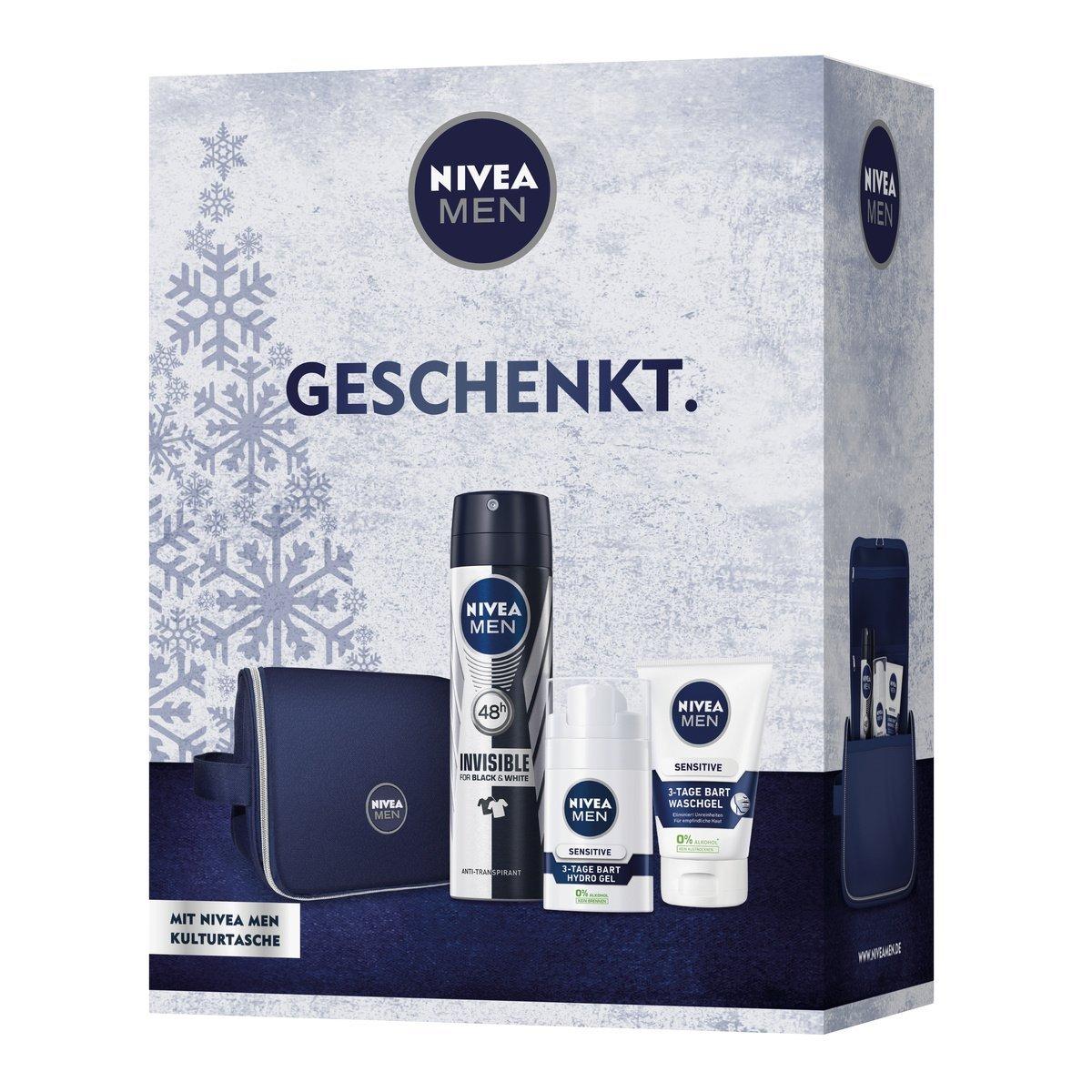 [Amazon Prime] 2 x Nivea Men Geschenkset durch Gutscheinkombi (6 zur Auswahl)