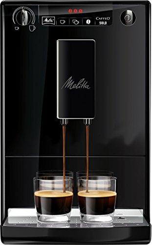 [Amazon] Melitta E 950-222 Kaffeevollautomat Caffeo Solo für 222€ inkl. Versand