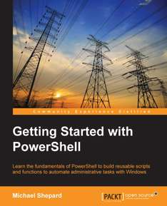 [Packt Publishing]  Getting Started with PowerShell  - Free eBook