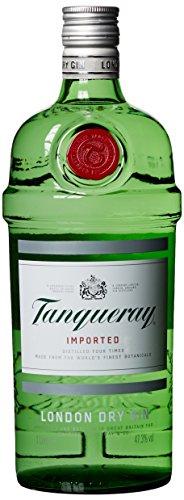 Tanqueray London Dry Gin 1 Liter [AMAZON BLITZANGEBOT]