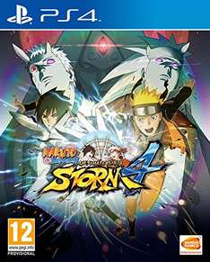 (Amazon.fr) Naruto Shippuden: Ultimate Ninja Storm 4 (PS4/Xbox One) für 15,75