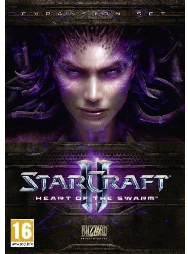 (CdKeys) Starcraft 2: Heart of the Swarm für 4,21€