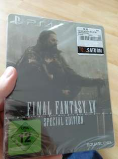 (Lokal Saturn Berlin Steglitz) Final Fantasy 15 Special Edition