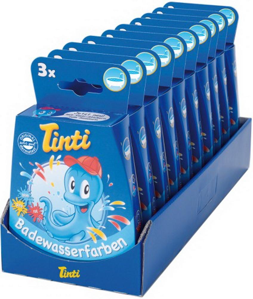 Mehrere Preisfehler zu Tinti-Produkten bei [Hitmeister] z.B. Badewasserfarbe 10x3 Portionen 6,51€