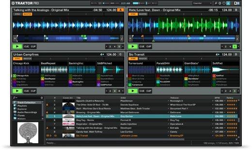 Traktor Pro 2 - Professionelle DJ-Software zum halben Preis