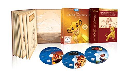 König der Löwen Digibook, Blu-ray [amazon]